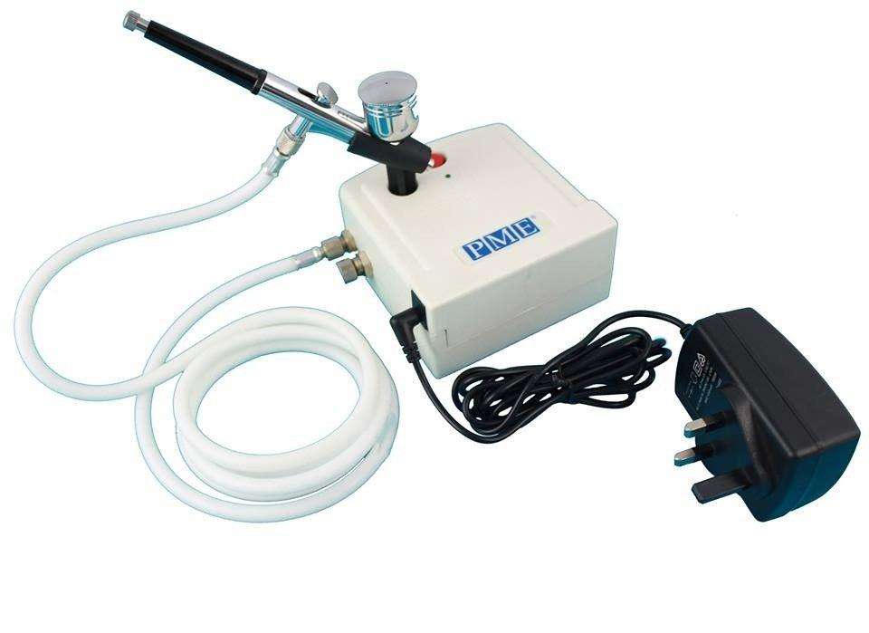 PME Air brush & Compressor kit