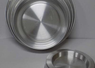 Aluminium Flan Pans