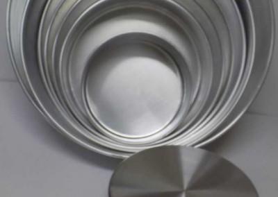 Aluminium Round pans 2