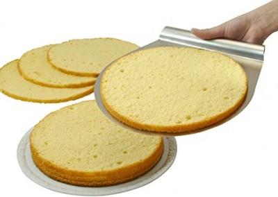 Cake slice lifter