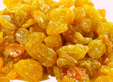 Golden Saltana Raisins