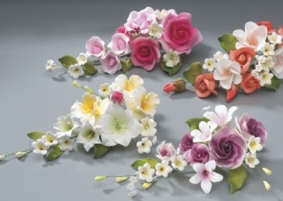 Imported Sugarpaste Flower Sprays