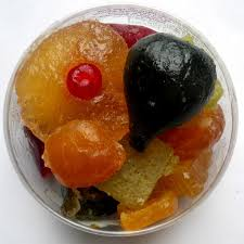 Mixed Glazed Fruite Whole