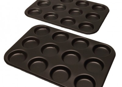 Non stick pie baking pan (shallow)