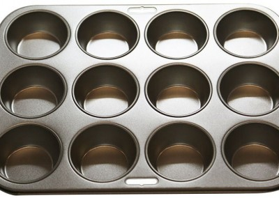 Non stick standard muffin pans
