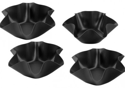 Non stick sugar cone shapes