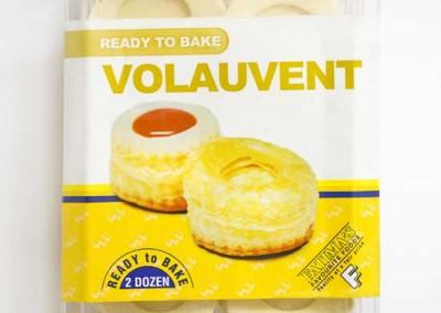 Puff Pastry Volauvent
