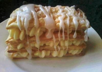Fatimas Puff Pastry