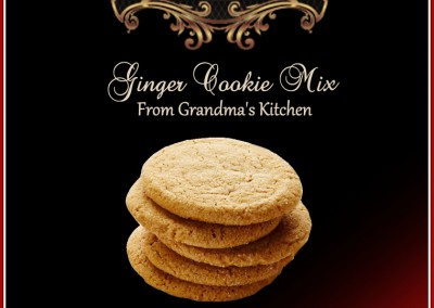 Premix Ginger Biscuits