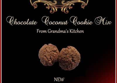 Premix Romany Coconut Biscuits