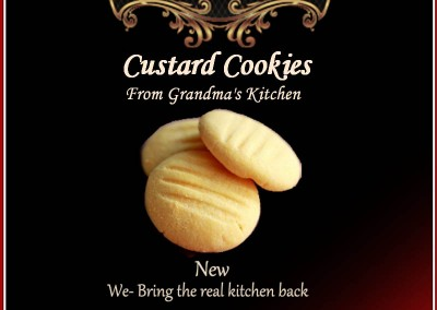 Primix Custard Biscuits