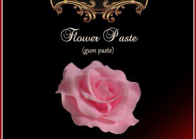 Flower Paste Mix - Gum Paste