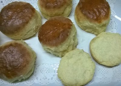 Scone Mix Baked
