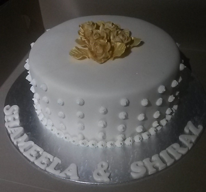 Wedding Cakes Baking Bonanza Centurion Pretoria