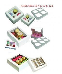 Cupcake Boxes Baking Bonanza Centurion Pretoria