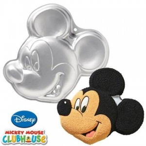 Mickey Mouse Face 2