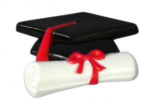 Plastic Graduation Decoration