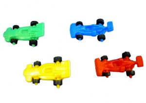 Plastic Small Racing Cars